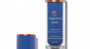 This Never Happens: 20% Off Augustinus Bader The Rich Cream