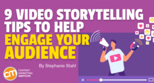 9 Video Storytelling Tips to Engage Your Audience