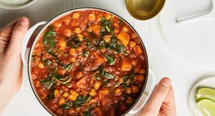For A Simple & Nutritious Meatless Monday, Try This Hearty One-Pot Stew