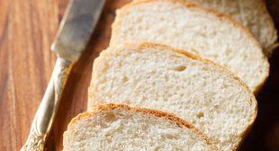 Homemade Bread Recipe | White Bread