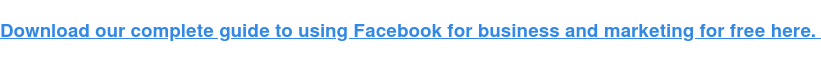 How to Create a Facebook Group for Your Business [+ Why You Should]