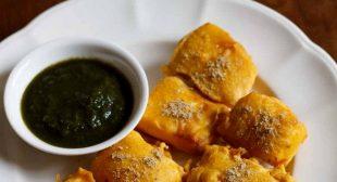 Paneer Pakora (Cottage Cheese Fritters)