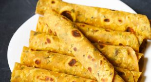 Thepla Recipe | Methi Thepla (Fenugreek Flatbread)