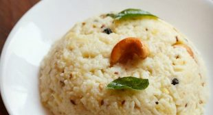 Ven Pongal Recipe (Savory Rice & Lentils)