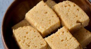 Wheat Cake | Atta Cake