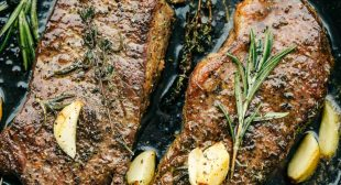 How to Make the Absolute Best New York Steak