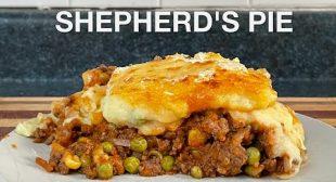 Shepherd's Pie – You Suck at Cooking (episode 122)