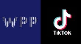 TikTok and WPP Strike Advertising Partnership