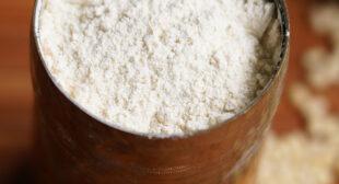 Homemade Urad dal flour | How to make urad dal flour