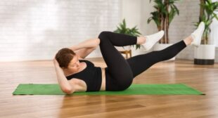 This Spicy Workout Only Takes 5-Minutes To Set Your Abs Ablaze