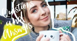Q&A – Life Choices, Trust Issues & Celeb Crushes   Zoella