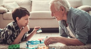 How to Be Present: A Lesson from Our Grandparents