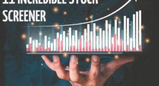 11 Incredible Stock Screener [2021]