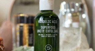 New Youth to the People Mandelic Acid + Superfood Unity Exfoliant