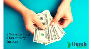 5 Ways to Earn a Secondary Income