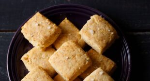 Cheese Biscuits | Cheddar Biscuits