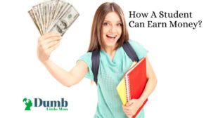 How A Student Can Earn Money?