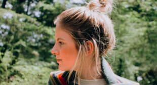 If You Like To Wear Your Hair In A Bun, Don't Make This Cringey Mistake